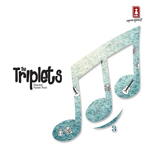 The Triplets (Oriental Fusion Treat) von The Triplets
