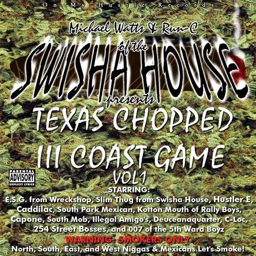 Texas Chopped III Coast Game by Watts