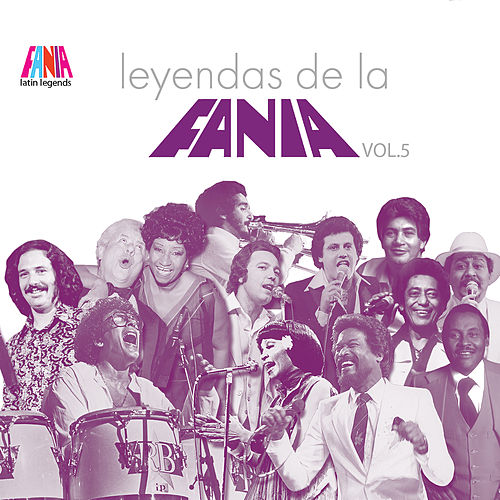 Leyendas De La Fania, Vol. 5 by Various Artists