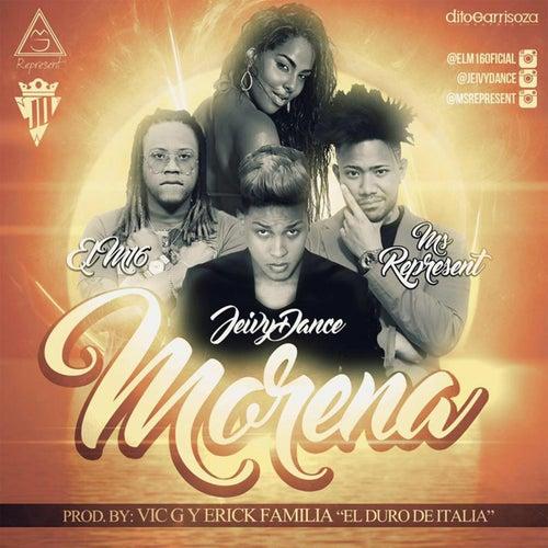 Morena by EL M16