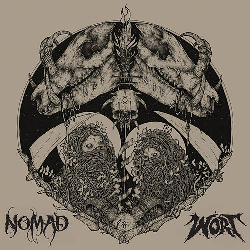 Nomad / Wort Split - EP by Various Artists