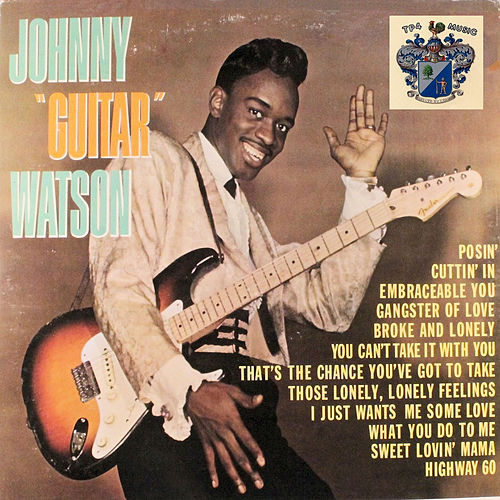Posin' de Johnny 'Guitar' Watson
