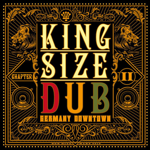 King Size Dub - Reggae Germany Downtown, Vol. 2 de Various Artists