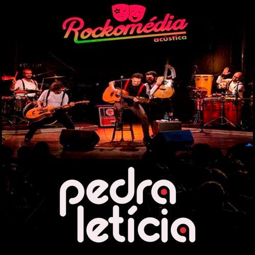 Rockomedia Acústica: Ao Vivo em Goiânia de Pedra Leticia