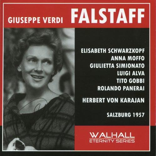 Verdi: Falstaff (Live) de Tito Gobbi