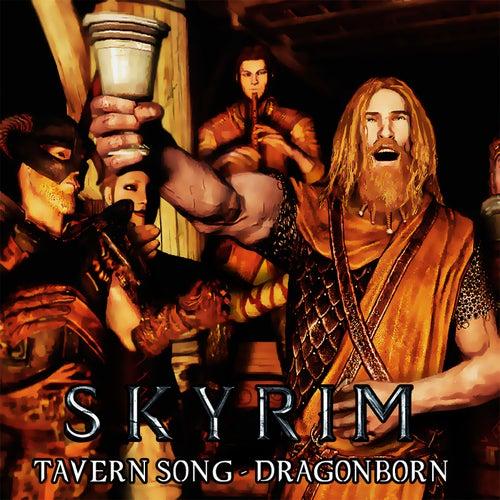 Skyrim Tavern Song - Dragonborn von Jeff Winner
