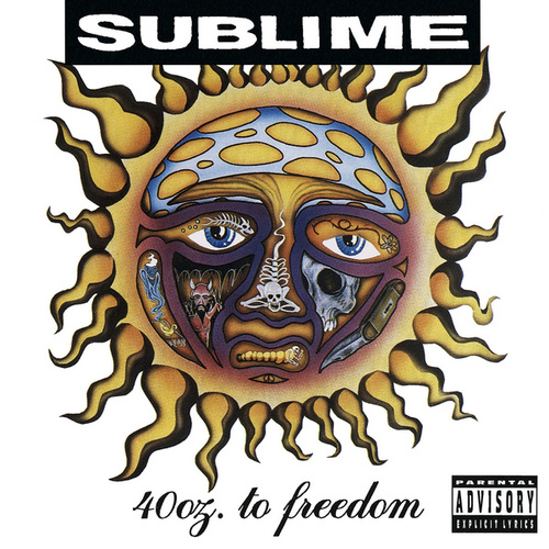 40oz. To Freedom von Sublime