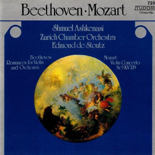 Beethoven & Mozart: Works for Violin & Orchestra von Shmuel Ashkenasi