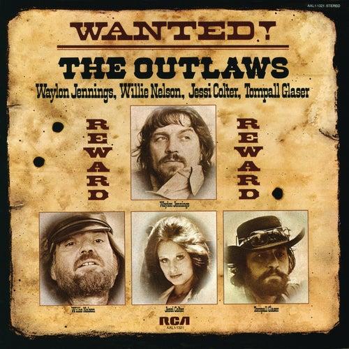Wanted! The Outlaws de Waylon Jennings