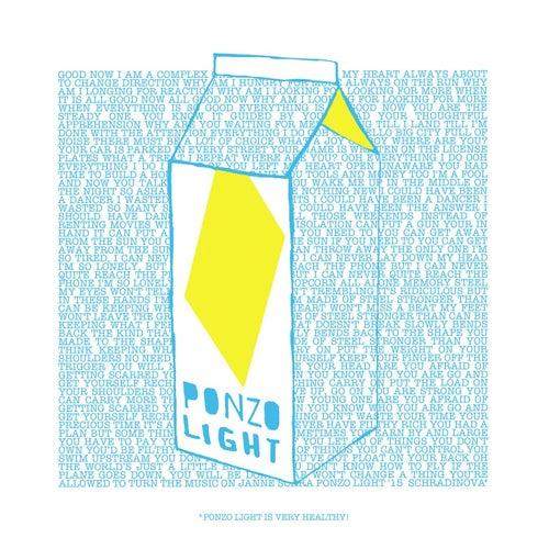Ponzo Light by Janne Schra