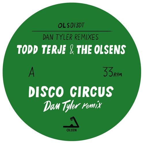 Disco Circus / Firecracker (Dan Tyler Remixes) de Todd Terje