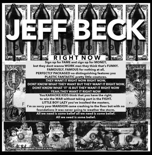 Right Now von Jeff Beck