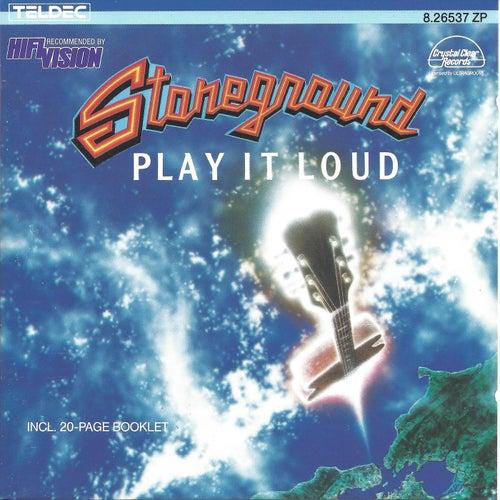 Play it Loud de Stoneground