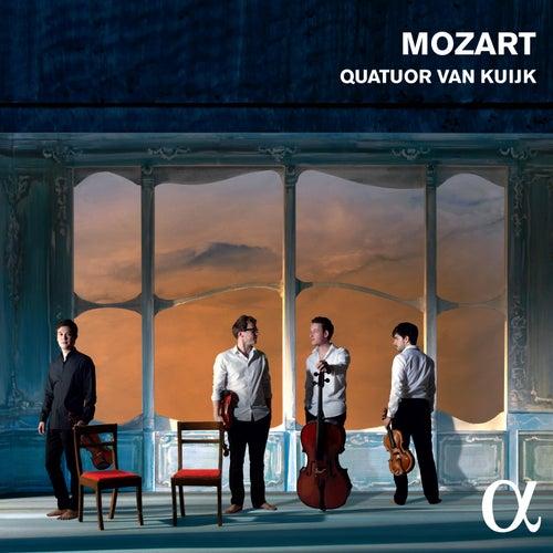 Mozart by Quatuor Van Kuijk