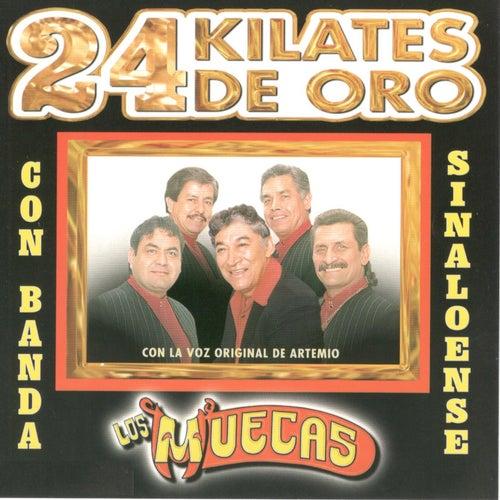 24 Kilates De Oro de Los Muecas
