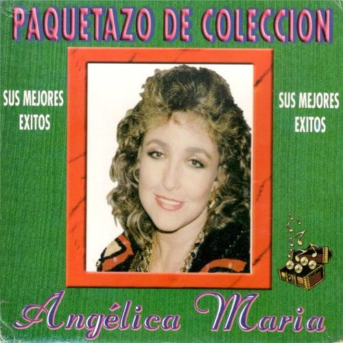 Paquetazo De Coleccion de Angelica Maria