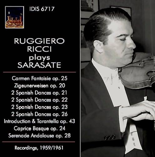 Sarasate: Orchestral & Chamber Works von Ruggiero Ricci