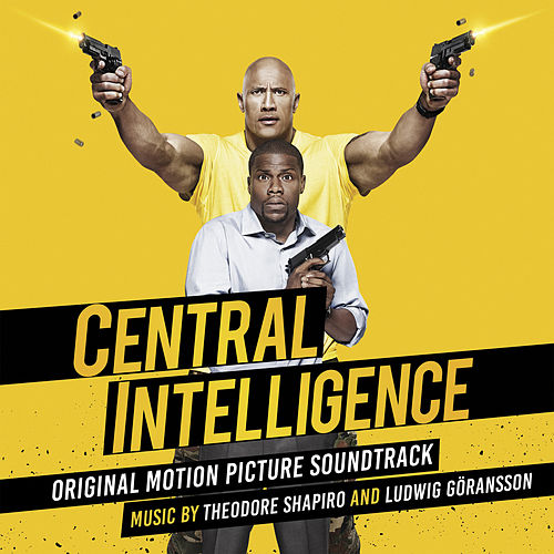 Central Intelligence (Original Motion Picture Soundtrack) by Ludwig Göransson