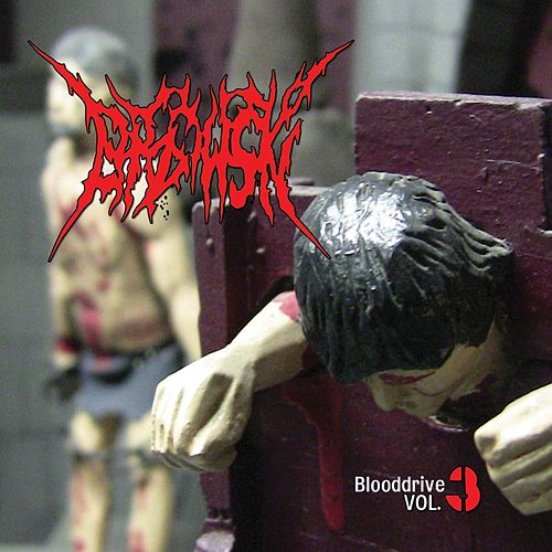 Blooddrive Vol. 3 by Brzowski