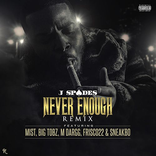 Never Enough (Remix) by J Spades