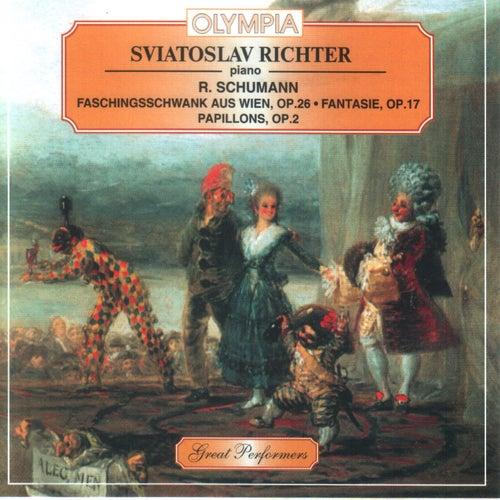 Schumann: Fantasie, Faschingsschwank aus Wien etc. by Sviatoslav Richter