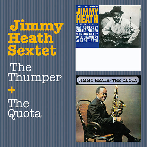 The Thumper + the Quota von Jimmy Heath