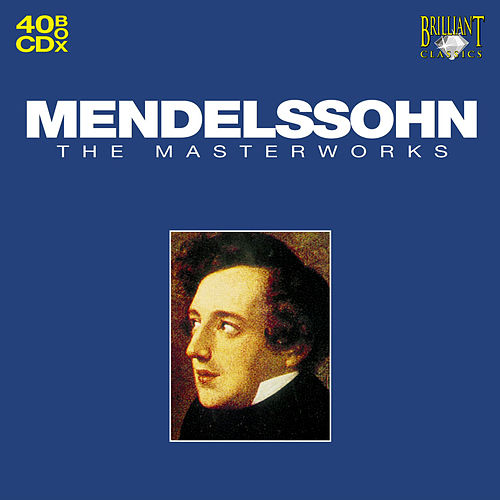 Mendelssohn, The Master Works Part: 36 by Arts Music Recording Rotterdam