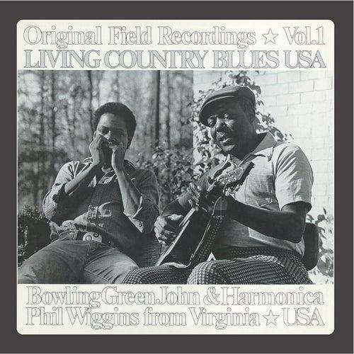 Living Country Blues USA Vol. 1 by Bowling Green John Cephas