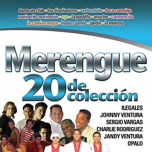 Merengue - 20 de Coleccion de Various Artists