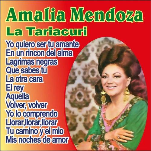 La Tariacuri - Volver, Volver by Amalia Mendoza