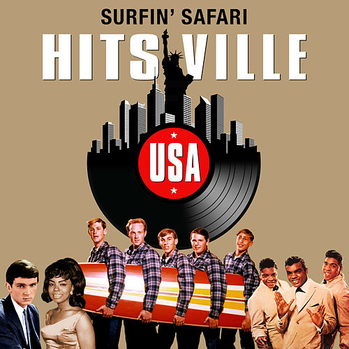 Surfin' Safari - Hitsville USA by Various Artists