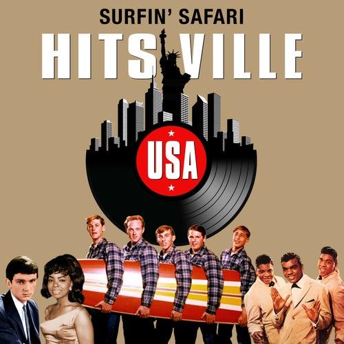 Surfin' Safari - Hitsville USA di Various Artists