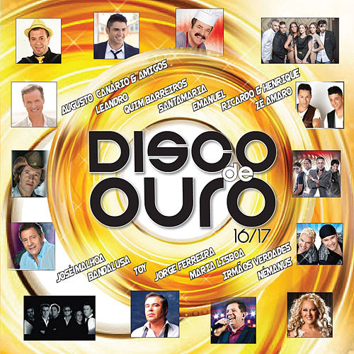 Disco de Ouro 2016/17 by Various Artists