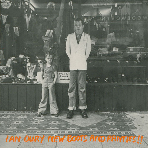 New Boots And Panties de Ian Dury