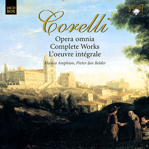 Corelli, Complete Works Part: 8 by Rémy Baudet