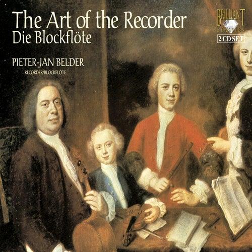 The Art Of The Recorder, PJ Belder Part: 1 by Pieter-Jan Belder