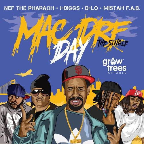 Mac Dre Day (feat. Nef the Pharaoh, J-Diggs, D-Lo & Mistah Fab) by Mac Dre