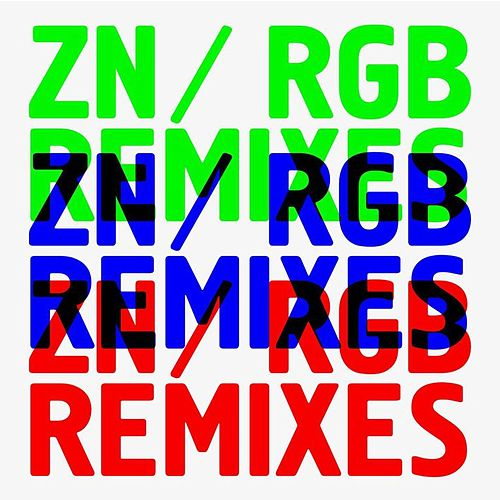RGB Remixes de Zombie Nation