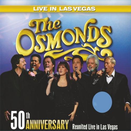50th Anniversary Reunited In Las Vegas de The Osmonds