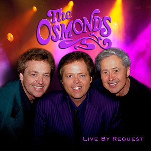 Live By Request de The Osmonds