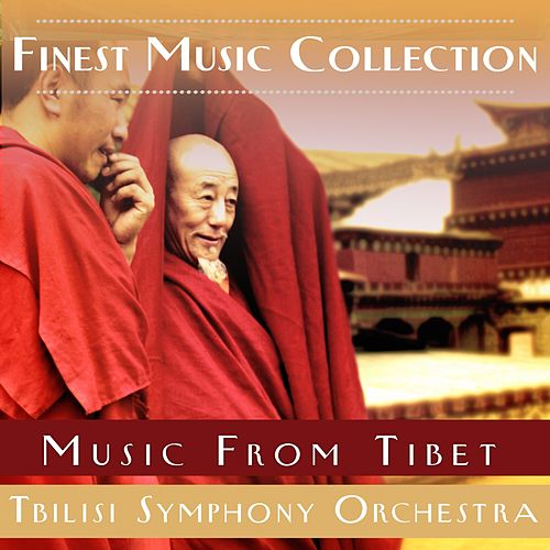 Finest Music Collection: Music From Tibet von Nawang Khechog