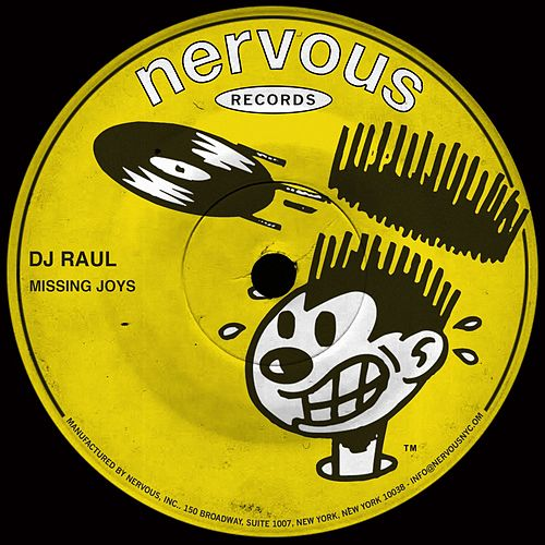Missing Joys di DJ Raul