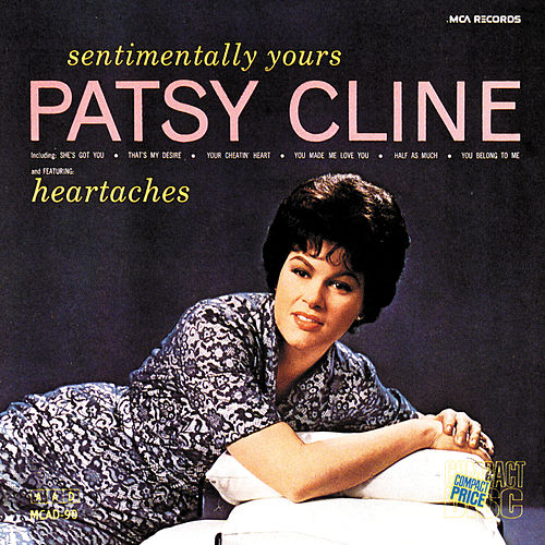 Sentimentally Yours de Patsy Cline