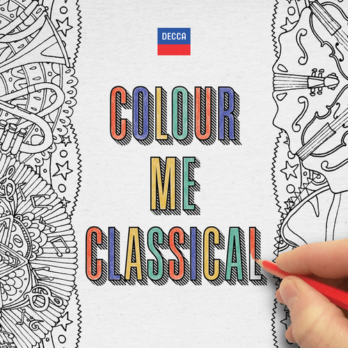 Colour Me Classical de Various Artists