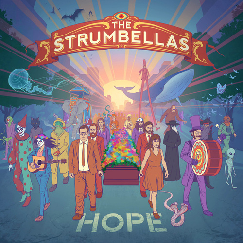 Hope di The Strumbellas