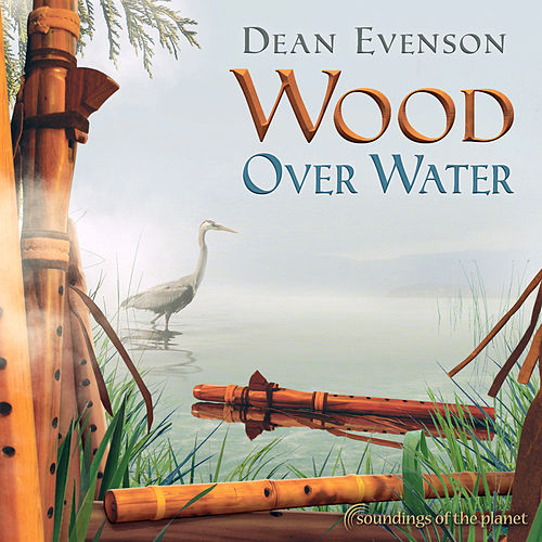 Wood over Water de Dean Evenson