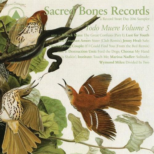 Todo Muere Vol. 5 von Various Artists