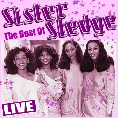 Best of Sister Sledge (Live) de Sister Sledge