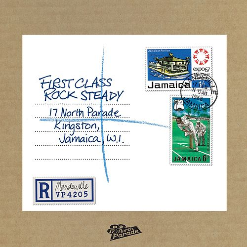 First Class Rock Steady by Various Artists