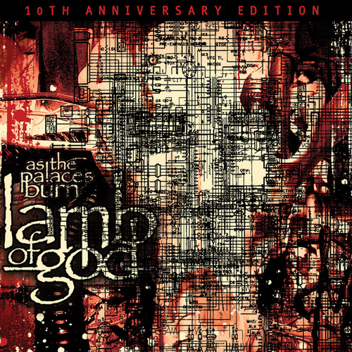 As The Palaces Burn de Lamb of God